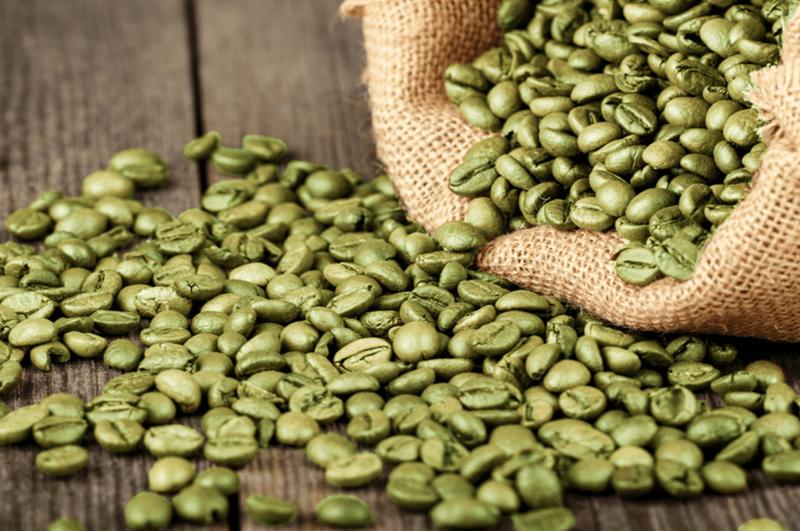 café vert pour la perte de poids