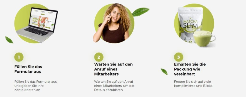 Matcha Slim Zum Schnellen Abnehmen Deutschland